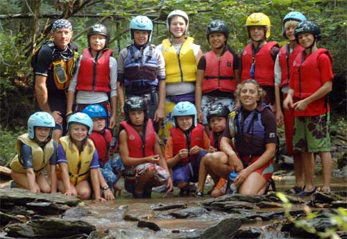 Group Photo at Ultimate Watersports