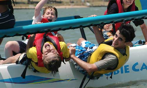 Water Sports Extreme Camp
