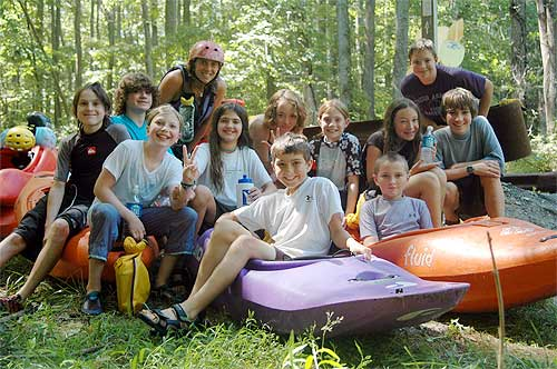 Youth Groups at Ultimate WaterSports