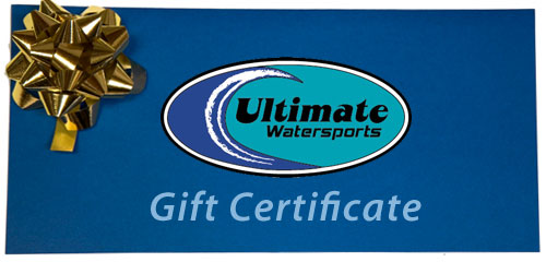 Ultimate Water Sports Gift Certificate
