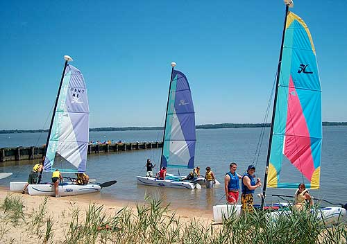 Pic of Sailing Lessons at Ultimate Watersports