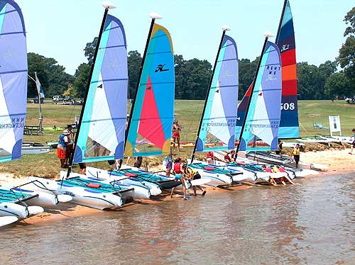 Pic of Sailing Rentals at Ultimate Watersports