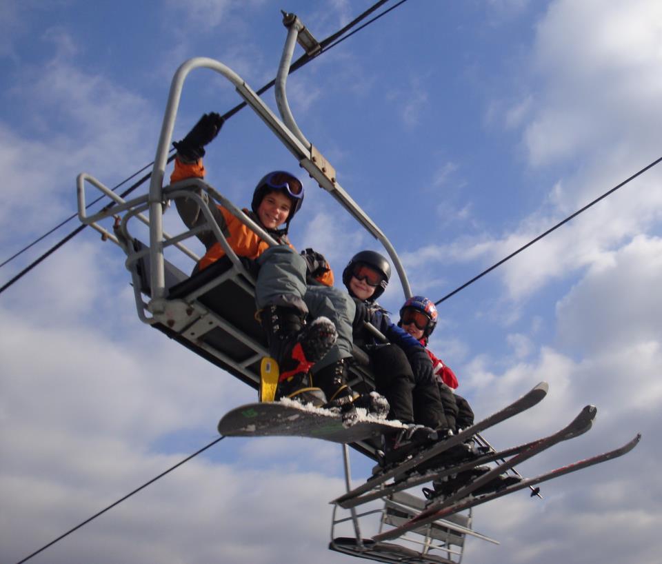 Ski & Snowboard Camp
