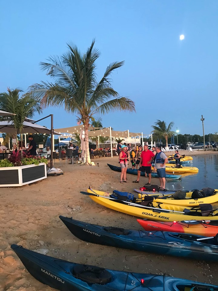 Tropical Paradise Paddle Tour