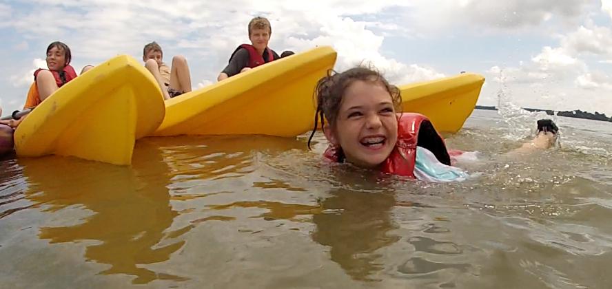 Rumsey Isle Adventure Camp