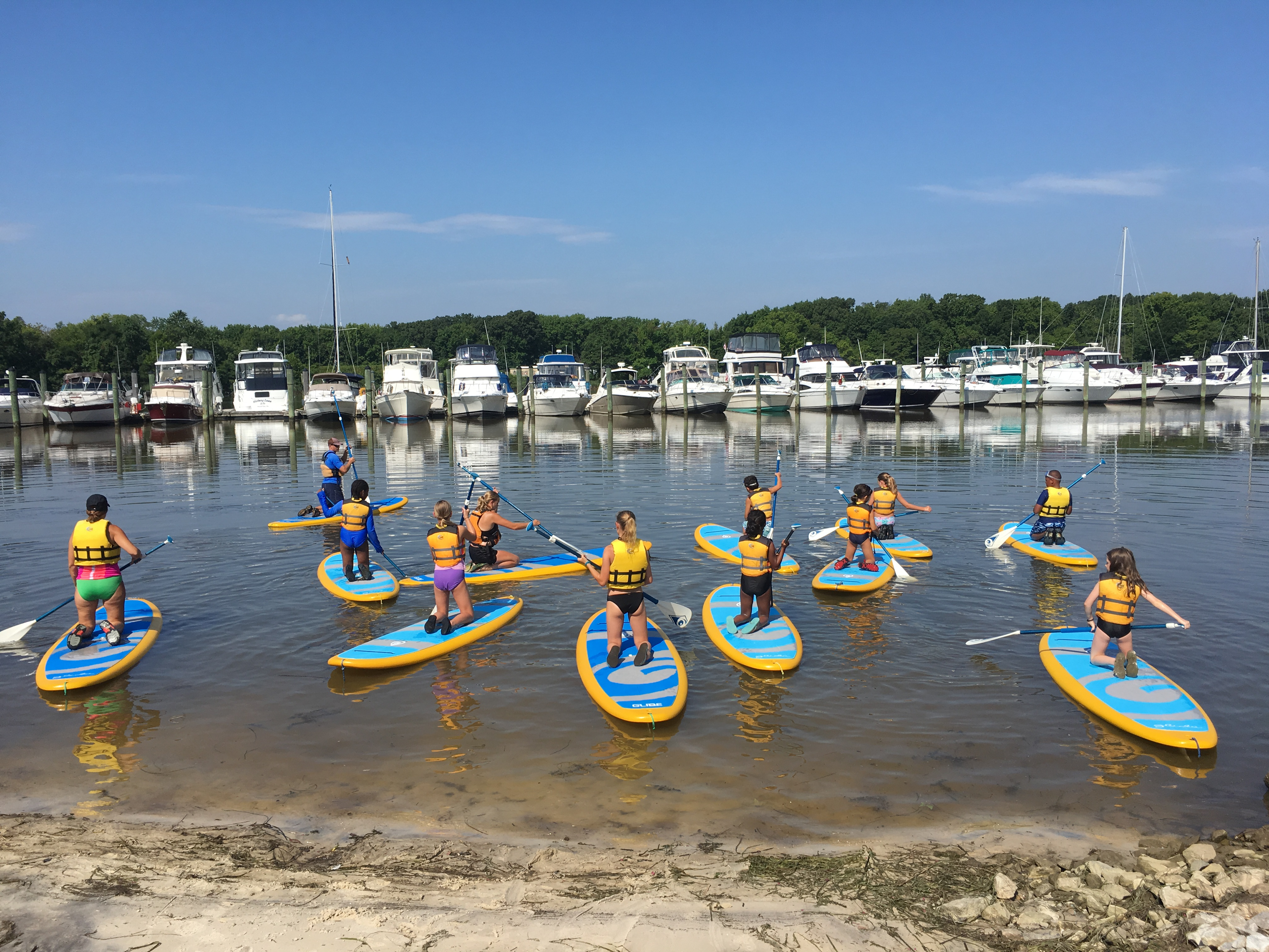 Paddle School & Rental